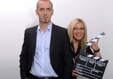 Okto zvezde: Vesna i Ljubiša Dimitrijević TV emisija Dijaspora uživo