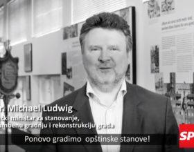 IDEA PRO: Reklamni video za bečkog ministra Mihaela Ludwiga